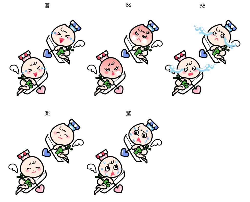 キャラクターデザイン5